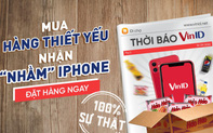 """Mua mì gói, nước suối được """"giao nhầm"""" iPhone, một công ty chơi lớn khiến khách hàng """"trầm trồ"""""""