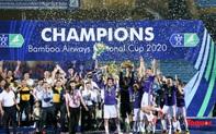 Chung kết cúp Quốc gia: Quang Hải tỏa sáng, Hà Nội FC bảo vệ thành công ngôi vô địch