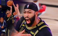 Tung cú buzzer beater đẳng cấp, Anthony Davis giữ lại chiến thắng cho Los Angeles Lakers trước cuộc lội ngược dòng của Denver Nuggets