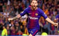 Messi trở thành đại sứ mới của hãng bia Budweiser