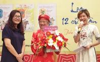 Nhà nghiên cứu 99 tuổi Nguyễn Đình Tư chia sẻ bí quyết tự học và tình yêu sử Việt