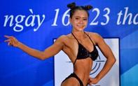 """Lê Thị Cẩm Hướng: """"Na Tra"""" xinh đẹp đến từ miền Tây giành HCĐ 1m65 tại nội dung body fitness Quốc gia"""