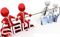 PET, KBC, TVC, NHA, QNS, NED, DHC, IBD, VTG, PVY, JOS, MKP, THP, DLD: Thông tin giao dịch lượng lớn cổ phiếu