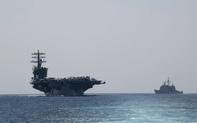 """Thách thức Vịnh Ba Tư: Mỹ quyết liệt hành động sau trạng thái """"lùi"""" tại Liên hợp quốc"""