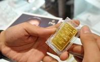Giá vàng trong nước tiếp tục giảm mạnh
