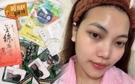 Từng nổi mụn vì skincare sai cách, cô nàng cải tổ da căng bóng nhờ loạt mặt nạ giấy chất lượng