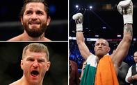 McGregor, Miocic và dàn võ sĩ đủ sức chơi quyền Anh nếu UFC quyết định chuyển hướng sang môn mới