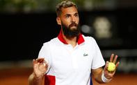 Tiết lộ gây tranh cãi: Sao quần vợt dương tính với Covid-19 vẫn thản nhiên ra sân thi đấu