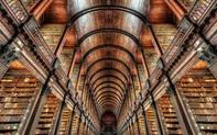 """""""Choáng ngợp"""" trước 15 thư viện đẹp nhất thế giới"""