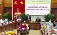 Ông Phạm Minh Chính: Chú trọng chăm lo hơn nữa trong việc xây dựng đội ngũ cán bộ
