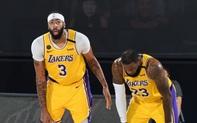 Dính chấn thương cổ chân, sao LA Lakers bỏ ngỏ khả năng thi đấu ở game 5