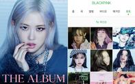 """Hết bị """"dìm"""" trong teaser, Rosé lại bị YG bỏ quên ở loạt ảnh profile của BLACKPINK trên Melon khiến fan la ó vì bức xúc"""