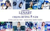 Christian Lenart 5 năm cùng làn da Việt - Khám phá sức mạnh thiên nhiên!
