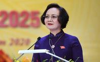 Bà Phạm Thị Thanh Trà được phân công giữ chức Phó Trưởng Ban Tổ chức Trung ương