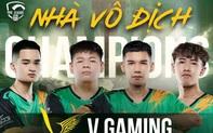 Soán ngôi BOX Gaming, V Gaming chính thức trở thành tân vương của PUBG Mobile Việt Nam, ẵm ngay 300 triệu đồng tiền thưởng