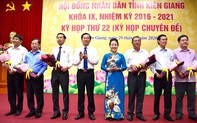 Ông Nguyễn Thanh Nhàn được bầu làm Phó Chủ tịch UBND tỉnh Kiên Giang