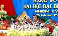 Ông Hồ Văn Niên tái đắc cử chức danh Bí thư Tỉnh uỷ Gia Lai