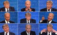 """5 điểm không thể bỏ qua từ màn tranh luận tổng thống """"chưa từng có trong lịch sử"""" nước Mỹ"""