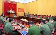 Tiểu ban An ninh, trật tự bầu cử đại biểu Quốc hội khóa XV và đại biểu Hội đồng nhân dân các cấp họp phiên thứ nhất