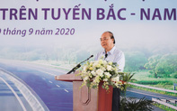 Đồng loạt khởi công 3 dự án cao tốc Bắc - Nam