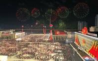 Triều Tiên bất ngờ phô diễn tên lửa phóng từ tàu ngầm siêu mạnh sau Đại hội Đảng
