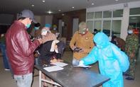 Tiếp nhận, cách ly 67 công dân trở về từ Lào