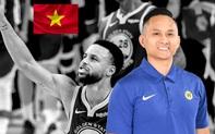 Người Việt Nam đầu tiên làm việc tại NBA