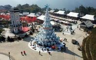 Du khách thích thú với Lễ hội mùa đông trên miền Tây Bắc