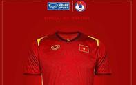 Ra mắt áo thi đấu chính thức của Đội tuyển Việt Nam năm 2021