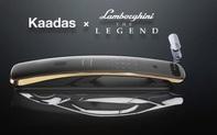 Kaadas trình làng mẫu khóa cửa thông minh nhận diện gương mặt Kaadas Lamborghini 3D Face
