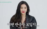 """ShowMaker """"số hưởng"""": Được fan-girl nóng bỏng bậc nhất Kpop gặp mặt riêng, trông bẽn lẽn trước gái xinh thấy mà... thương"""