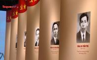 """Nhìn lại 12 kỳ Đại hội tại Trưng bày chuyên đề """"Đảng Cộng sản Việt Nam - Từ Đại hội đến Đại hội"""""""