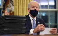 Hàng loạt sắc lệnh được ký: Bước ngoặt khởi động trong ngày đầu tiên của tân Tổng thống Biden