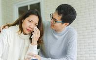 """Vợ khóc lên khóc xuống vì đi """"hóng"""" được tin Sơn Tùng MTP và bạn gái chia tay"""