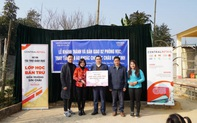 Central Retail Việt Nam tài trợ 600 triệu đồng xây 2 phòng học kiên cố cho đồng bào nghèo vùng cao