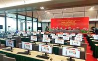 Trung tâm Báo chí Đại hội XIII đáp ứng yêu cầu tác nghiệp cho hơn 560 phóng viên, kỹ thuật viên