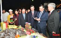 Khai mạc Ngày hội văn hóa ''Hòa Bình - Miền sử thi'' tại Hà Nội