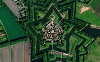 """Các thành phố ngôi sao tại châu Âu: """"Kỳ quan"""" để lại từ thời Phục hưng"""