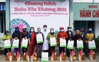 Khám chữa bệnh, phát thuốc và tặng quà cho người dân có hoàn cảnh khó khăn tại Đà Nẵng