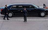 Joe Biden thay đổi chi tiết đầu tiên trên 'quái thú' Cadillac