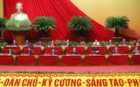 Đoàn Chủ tịch Đại hội Đảng XIII gồm 17 thành viên