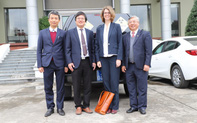 NIAD tiên phong cung cấp xe chở bình chứa phóng xạ