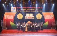 King Coffee đạt giải thưởng Top 20 Nhãn hiệu hàng đầu Việt Nam – Sản phẩm, Dịch vụ Vàng Việt Nam năm 2020