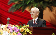 """Tổng Bí thư, Chủ tịch nước Nguyễn Phú Trọng: """"Thế và lực của đất nước ta không ngừng được nâng cao trên trường quốc tế"""""""
