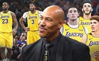 """""""Ông bố tuyệt nhất NBA"""" dự đoán tương lai Los Angeles Lakers, vẫn chưa từ bỏ """"Giấc mơ Hollywood"""""""