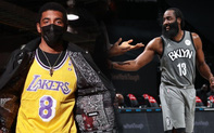 Brooklyn Nets nối tiếp mạch thắng, Kyrie Irving tri ân Kobe Bryant