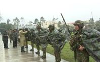 Lực lượng vũ trang Thừa Thiên Huế tin tưởng, kỳ vọng vào Đại hội XIII của Đảng