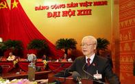 Toàn cảnh lễ khai mạc trọng thể Đại hội đại biểu toàn quốc lần thứ XIII của Đảng
