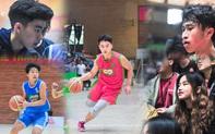 Mãn nhãn ngày thi đấu bán kết giải bóng rổ học sinh Hà Nội