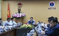 Phát hiện 2 ca lây nhiễm COVID-19 trong cộng đồng, Phó Thủ tướng họp khẩn trong đêm